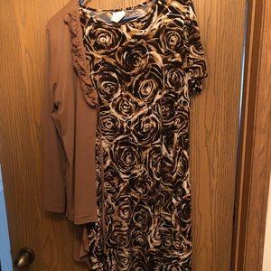 Dresses & Skirts - Dresses and shoe